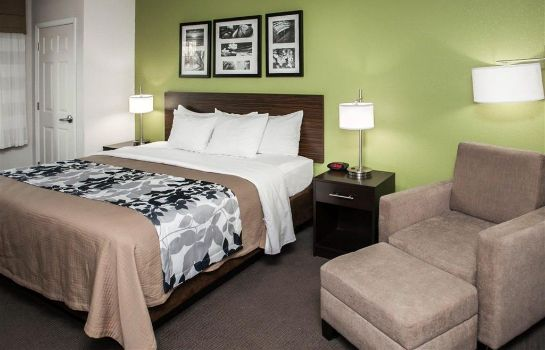 Chambre Sleep Inn and Suites Harrisburg - Hershe
