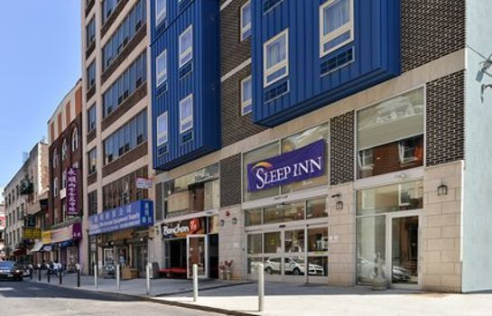 Außenansicht Sleep Inn Center City