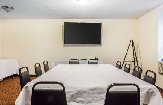 Sala konferencyjna Sleep Inn Center City