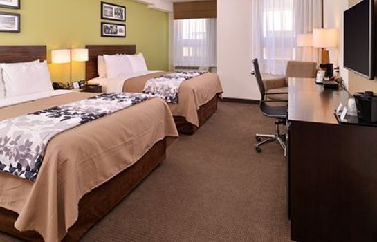 Chambre Sleep Inn Center City