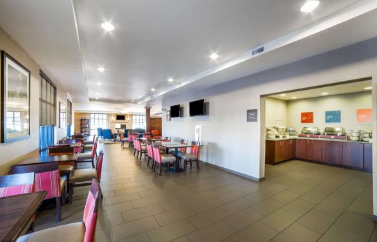 Restaurant Comfort Inn and Suites Cheyenne