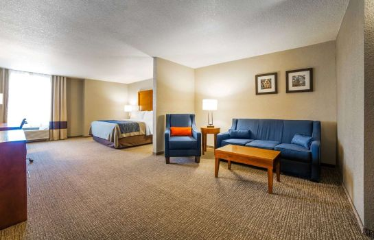 Suite Comfort Inn and Suites Cheyenne