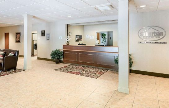 Hotelhal Suburban Extended Stay Hotel Morgantown