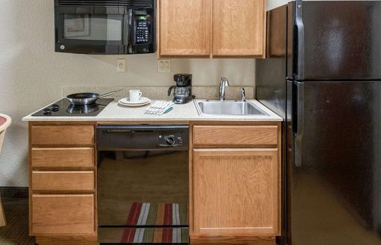 Kamers Suburban Extended Stay Hotel Morgantown