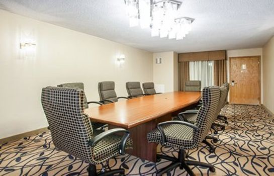 Conference room Comfort Inn Bourbonnais