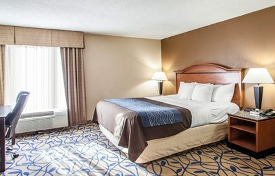 Room Comfort Inn Bourbonnais