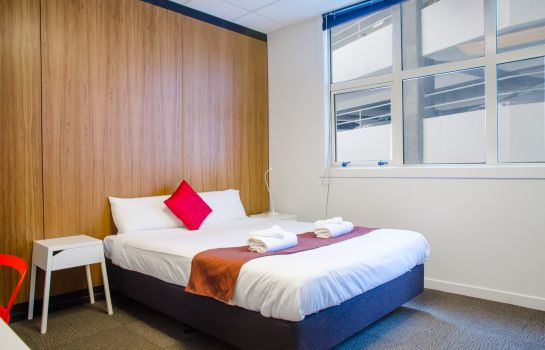 Double room (standard) The Setup on Manners