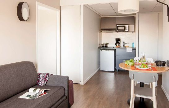 Kamers Aparthotel Adagio access Nancy Centre