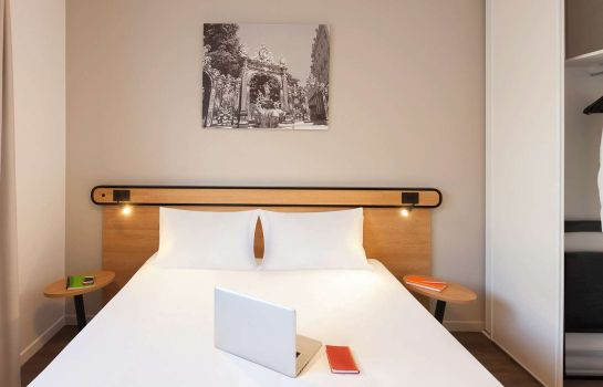 Chambre Aparthotel Adagio access Nancy Centre