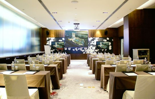 Meeting room Fliport Zhangzhou Yuanshan