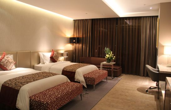 Single room (standard) Fliport Zhangzhou Yuanshan