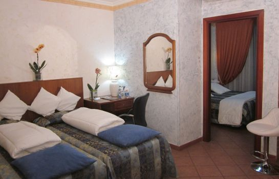 Doppelzimmer Standard Euro House Inn Fiumicino Airport