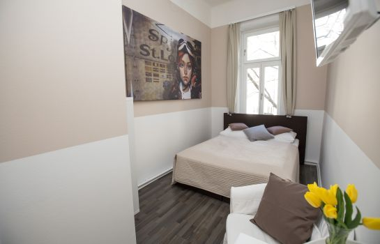 Doppelzimmer Standard Urban Stay Hotel Columbia