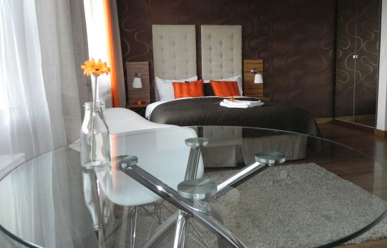 Double room (superior) ActivPark Apartamenty