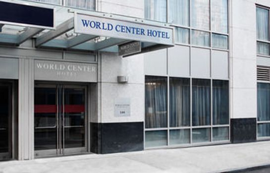 Außenansicht World Center Hotel