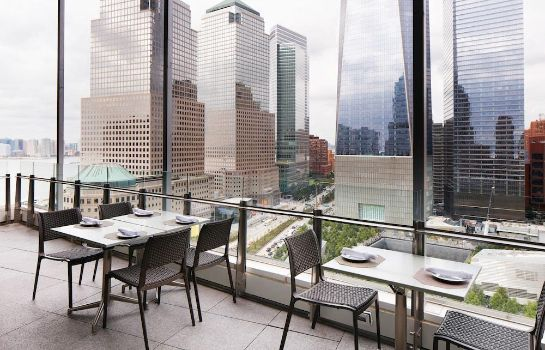 Restaurant World Center Hotel