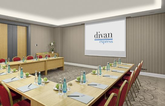 Meeting room Divan Express Eskişehir