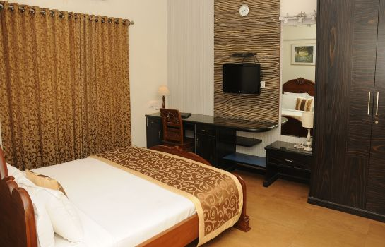 Chambre double (standard) Executive Comfort Guindy