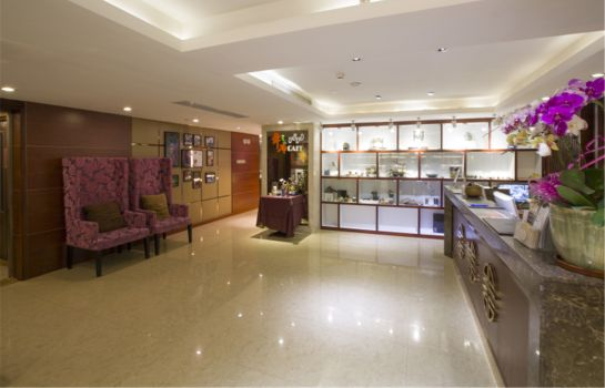 Recepcja Bodun International Serviced Apartment