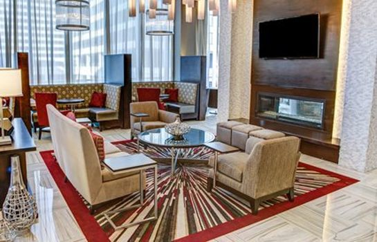 Hol hotelowy Cambria hotel & suites White Plains - Downtown