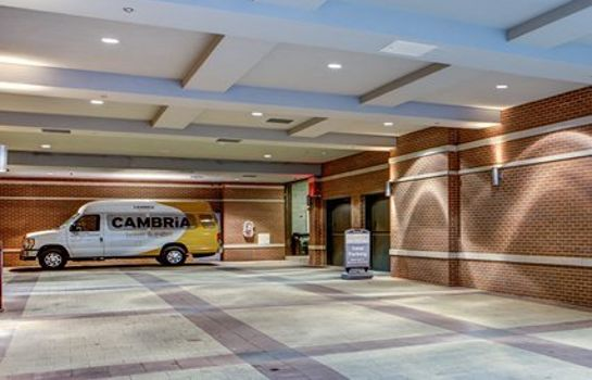 Informacja Cambria hotel & suites White Plains - Downtown