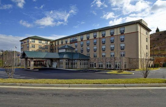 Vista exterior Hilton Garden Inn Roanoke