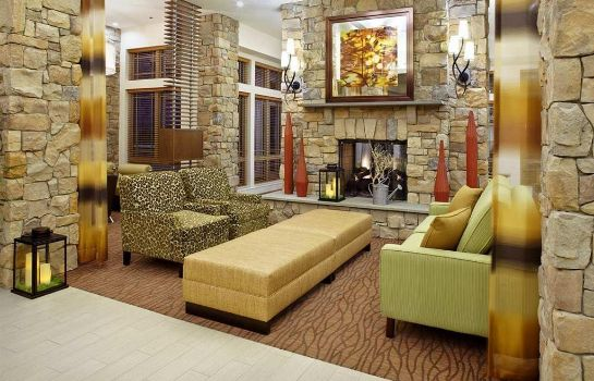 Hotelhal Hilton Garden Inn Roanoke