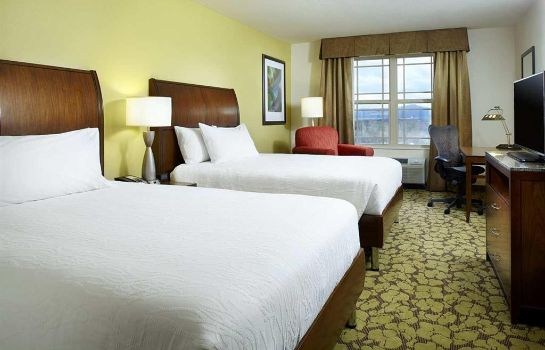Kamers Hilton Garden Inn Roanoke