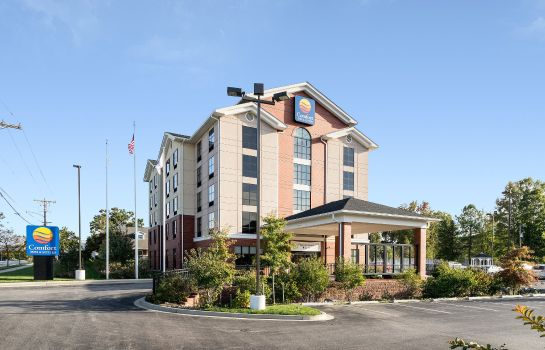 Buitenaanzicht Comfort Inn & Suites Lexington Park
