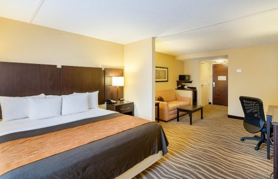 Suite Comfort Inn & Suites Lexington Park