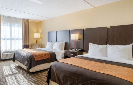 Zimmer Comfort Inn & Suites Lexington Park