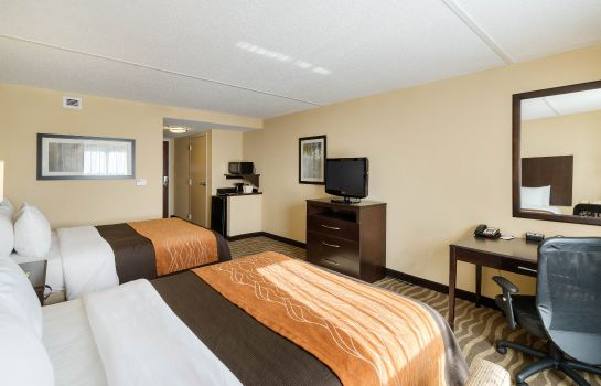 Kamers Comfort Inn & Suites Lexington Park