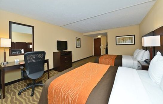 Chambre Comfort Inn & Suites Lexington Park