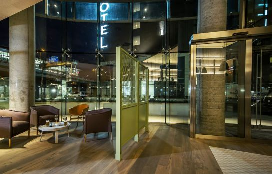 Lobby Aparthotel Adagio London Brentford