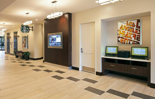 Information Residence Inn Los Angeles LAX/Century Boulevard