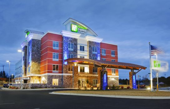 Exterior view Holiday Inn Express & Suites HOT SPRINGS