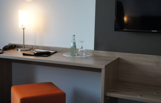 Chambre individuelle (standard) Euro Hotel