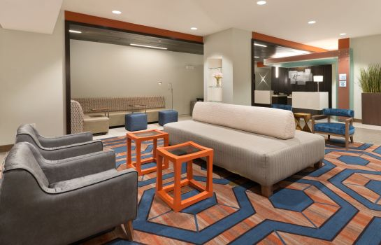 Lobby Holiday Inn Express & Suites HOT SPRINGS