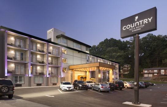 Buitenaanzicht Country Inn Gatlinburg