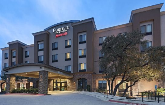 Vista esterna Fairfield Inn & Suites Austin Northwest/Research Blvd