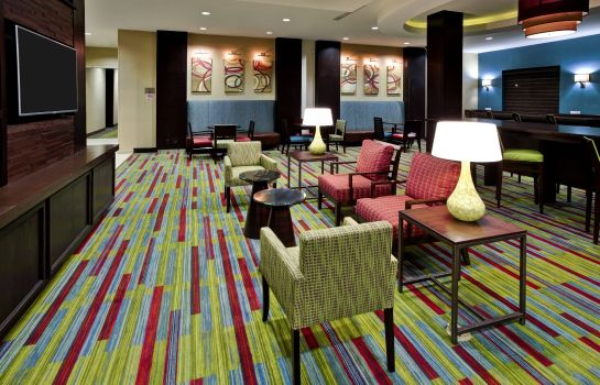 Hotel bar Fairfield Inn & Suites Austin Northwest/Research Blvd