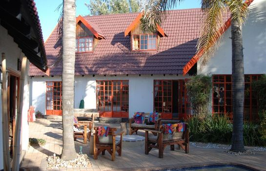 Außenansicht Journey's Inn Africa Guest Lodge