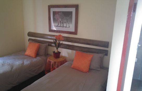 Standardzimmer Journey's Inn Africa Guest Lodge