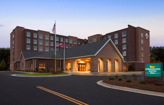 Vista exterior Homewood Suites by Hilton Atlanta Airport North