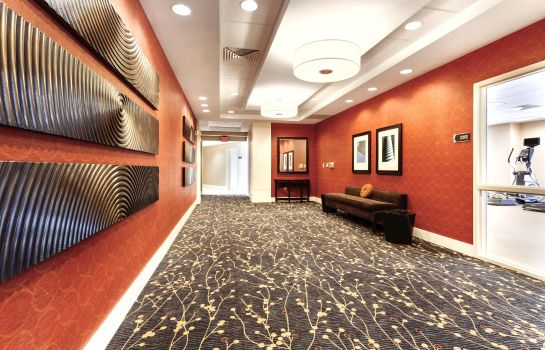 Sala de reuniones Homewood Suites by Hilton Atlanta Airport North
