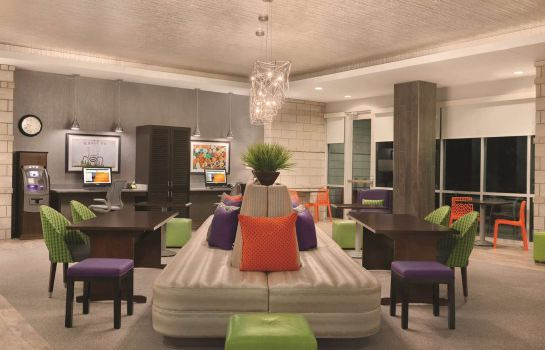 Lobby Home2 Suites by Hilton Austin North -Near the Domain