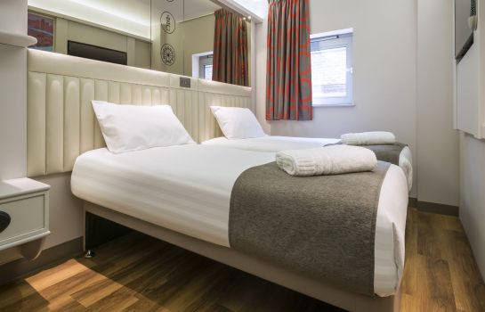 Chambre double (standard) Point A Hotel Canary Wharf