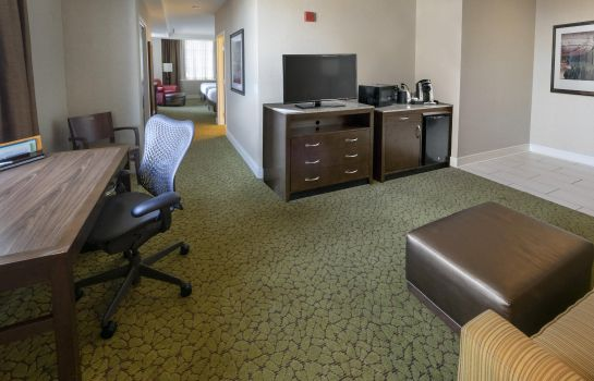 Suite The Hilton Garden Inn Buffalo Downtown