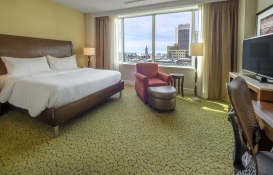 Zimmer The Hilton Garden Inn Buffalo Downtown
