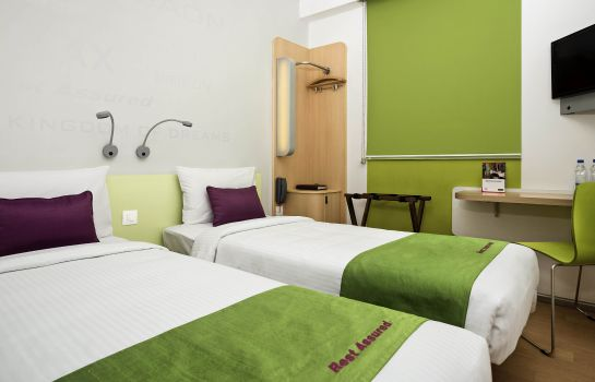 Habitación estándar Holiday Inn Express GURUGRAM SECTOR 50